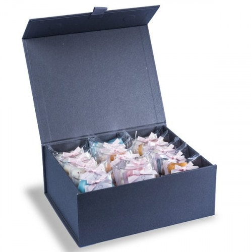 Luxury Girl Wax Melt Collection - Laundry Bag Gift Boxes - Natural Collection