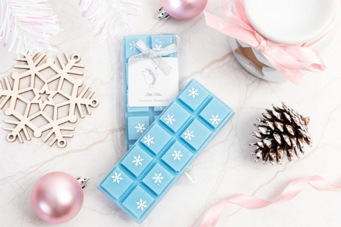 Snow kissed lodge christmas wax melts